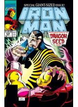 Комикс 1991-12 Iron Man 275