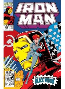 Комикс 1992-01 Iron Man 276