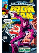 Комикс 1992-03 Iron Man 278