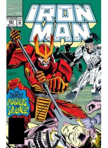Comics 1992-06 Iron Man 281