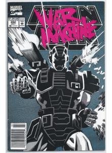 Комикс 1992-07 Iron Man 282