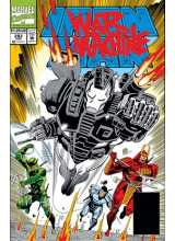 Комикс 1992-08 Iron Man 283