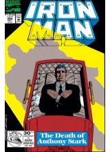 Комикс 1992-09 Iron Man 284