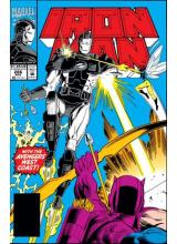Комикс 1992-11 Iron Man 286
