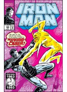 Комикс 1993-02 Iron Man 289