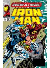 Комикс 1993-05 Iron Man 292