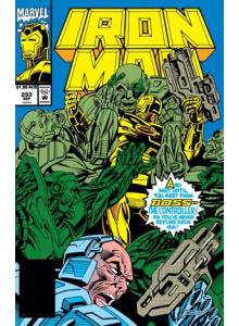 Комикс 1993-06 Iron Man 293