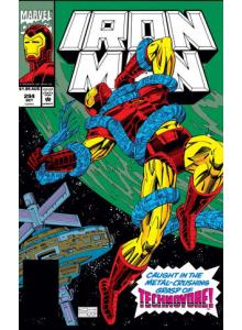 Комикс 1993-07 Iron Man 294