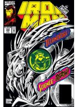 Комикс 1993-08 Iron Man 295