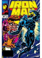 Комикс 1993-09 Iron Man 296