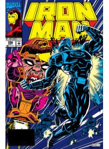 Comics 1993-09 Iron Man 296