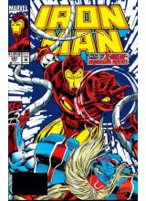 Комикс 1993-10 Iron Man 297
