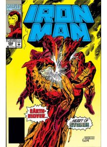 Комикс 1993-11 Iron Man 298