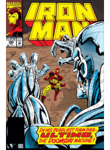 Комикс 1993-12 Iron Man 299