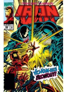 Комикс 1994-03 Iron Man 302
