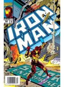 Comics 1994-04 Iron Man 303