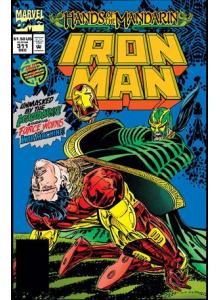 Комикс 1994-12 Iron Man 311