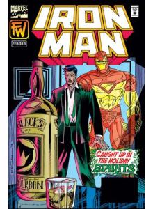 Комикс 1995-02 Iron Man 313