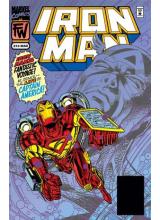 Комикс 1995-03 Iron Man 314