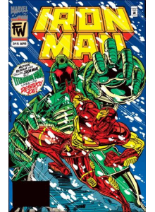 Комикс 1995-04 Iron Man 315