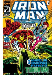 Comics 1995-05 Iron Man 316