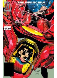 Комикс 1995-09 Iron Man 320