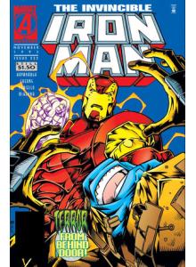 Comics 1995-11 Iron Man 322