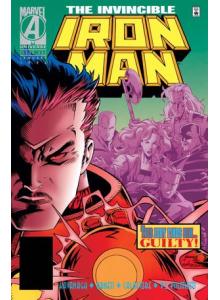 Комикс 1996-01 Iron Man 324