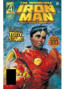 Comics 1996-03 Iron Man 326