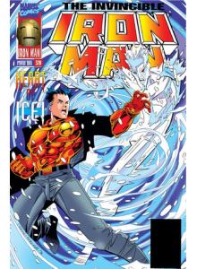 Комикс 1996-05 Iron Man 328
