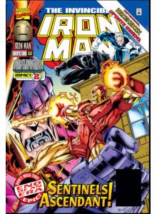Comics 1996-09 Iron Man 332