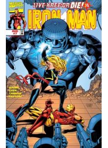Комикс 1998-08 Iron Man 7