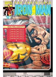 Comics 1998-09 Iron Man 8