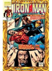 Comics 1998-10 Iron Man 9