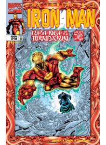Комикс 1998-11 Iron Man 10