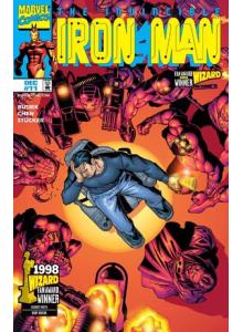 Комикс 1998-12 Iron Man 11