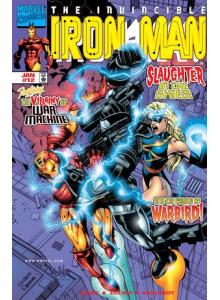 Comics 1999-01 Iron Man 12