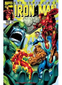 Комикс 1999-03 Iron Man 14