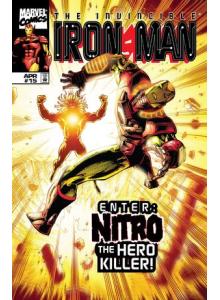 Comics 1999-04 Iron Man 15