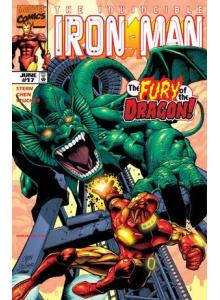 Комикс 1999-06 Iron Man 17