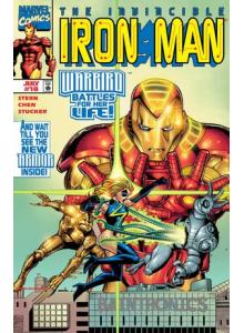Comics 1999-07 Iron Man 18