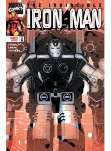 Комикс 1999-09 Iron Man 20