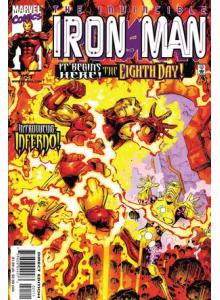 Comics 1999-10 Iron Man 21