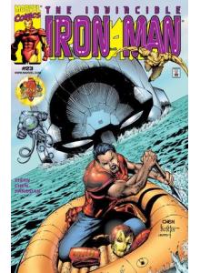 Комикс 1999-12 Iron Man 23