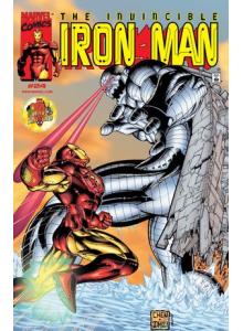 Comics 2000-01 Iron Man 24
