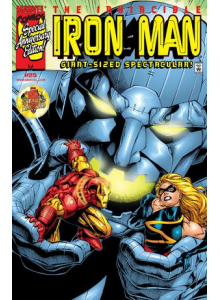 Comics 2000-02 Iron Man 25