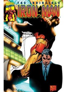Comics 2000-05 Iron Man 28