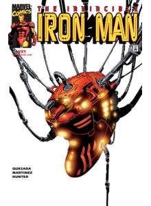 Comics 2000-08 Iron Man 31