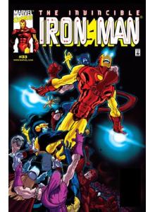 Комикс 2000-10 Iron Man 33