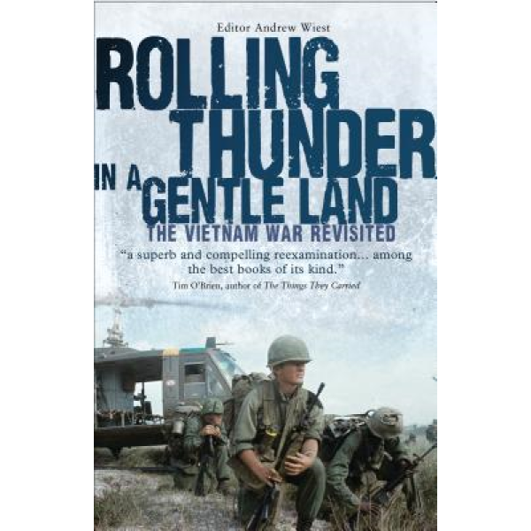 Andrew West | Rolling Thunder in a gentle land 1